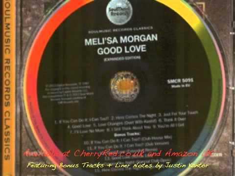 Melisa Morgan — Good Love Pete Hammond Remix Edit 1987 R&BSoul