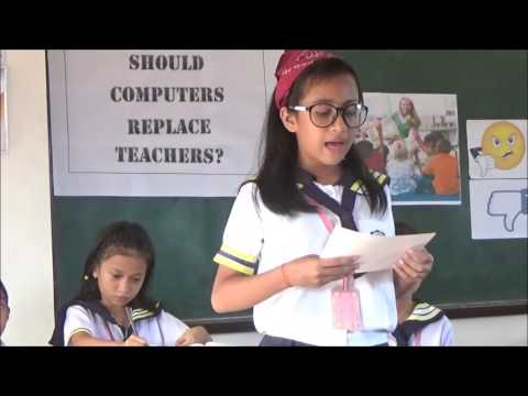 essay on should computers replace with teachers Robots can't replace human should computers can replace teachers haven't found the essay you want get your custom essay sample.