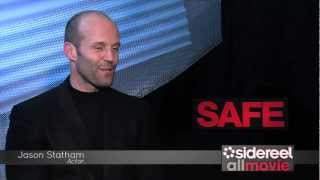 'Safe' (2012) Official Trailer & Interview with Jason Statham - In Theaters April 27th Thumbnail