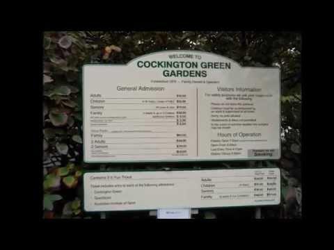 COCKINGTON GREEN GARDEN, CANBERRA