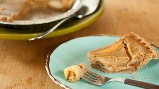 How To Make Pumpkin Apple Pie, Thanksgiving Day Pie