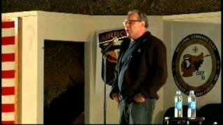 Robin Williams & Lewis Black bring laughs to Marines in Afghanistan