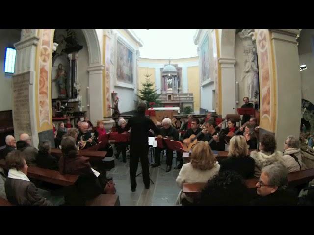 Orchestra Mandolinistica di Lugano   Ramirez  Los Reyes Magos