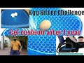 Does EGG SITTER Cushion Really Works/SeatPad for Car,Office Chair SoreRelief