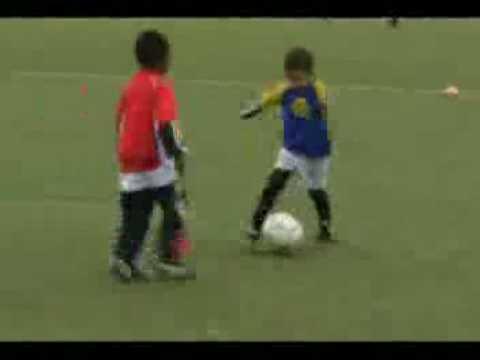 Madin Mohammad 6 Year Old Next Cristiano Ronaldo 08/09