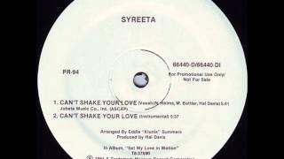 Syreeta - Can
