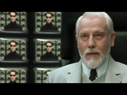 There is no ONE: THE MATRIX FILM ANALYSIS (CinemaShark ep #0 )