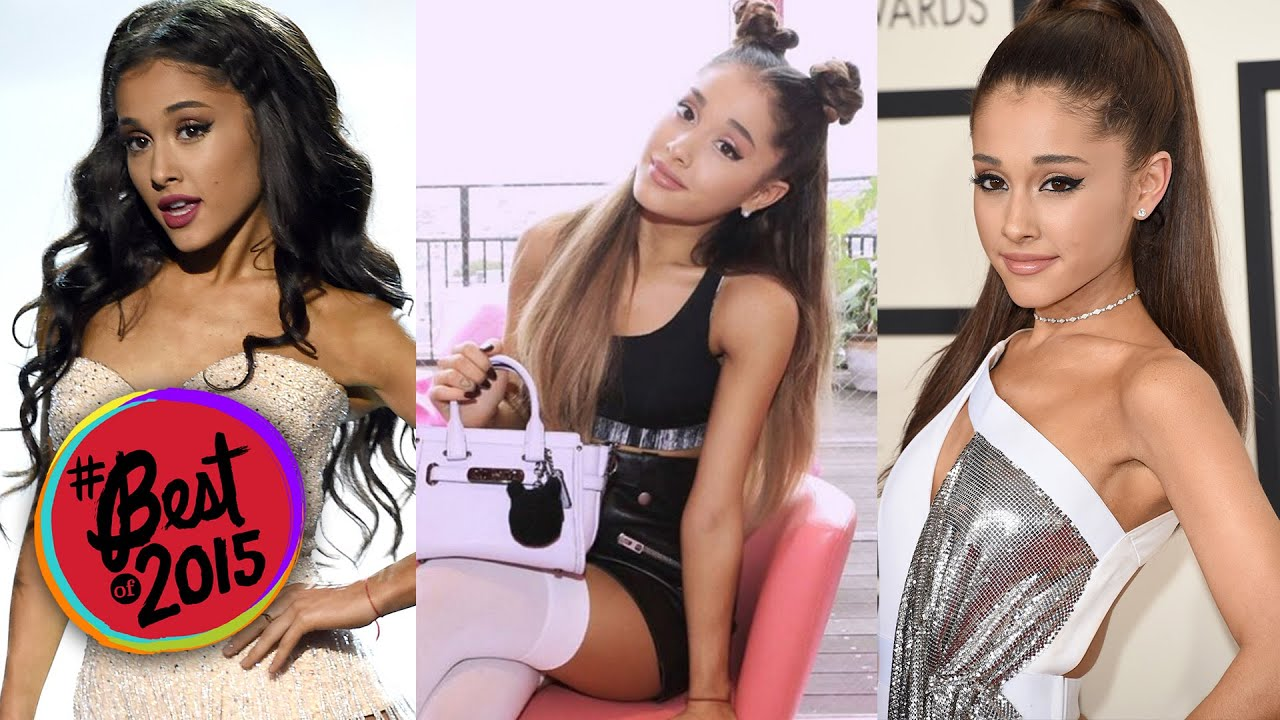ariana grande hair style 9 amazing grande hair amp style moments of 2015 1286 | maxresdefault
