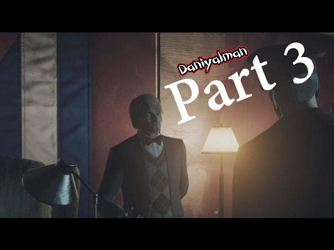 HITMAN Gameplay Walkthrough Part 3 - Hitman the complete first season Ps4 - YouTube