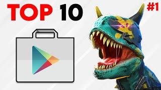 10 Mejores JUEGOS ¡GRATIS! del PLAYSTORE (Android 2020)