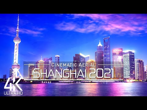 【4K】🇨🇳 Shanghai from Above 🔥 上海 CHINA 2021 🔥 Cinematic Wolf Aerial™ Drone Film