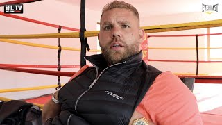 BILLY JOE SAUNDERS RAW! - OPENS UP ON CANELO LOSS, RETIREMENT, 'QUIT' ACCUSATIONS & ROASTS EUBANK JR