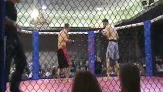 MMA Fight St. Charles, Missouri