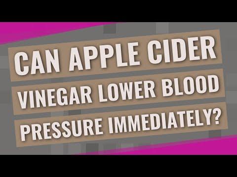 can-apple-cider-vinegar-lower-blood-pressure-immediately?