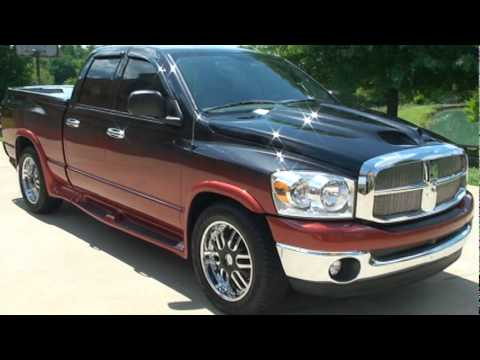 SOLD !!!! 2007 DODGE RAM 1500 MARK III CUSTOM PAINT AND BODY FOR ...