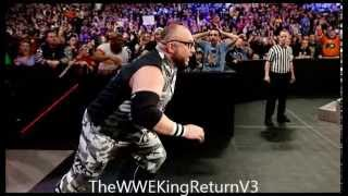 WWE:Bubba Ray Dudley 2015 RETURN Theme