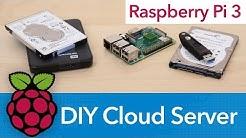 Cloud Server selbst bauen! Nextcloud auf Raspberry Pi 3 installieren (Re-Upload)
