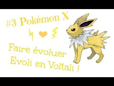 5 pok mon x faire voluer evoli en aquali doovi - Elector pokemon x ...