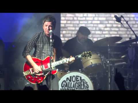 Noel Gallagher's High Flying Birds - Stranded On The Wrong Beach - Milano 14/03/2015