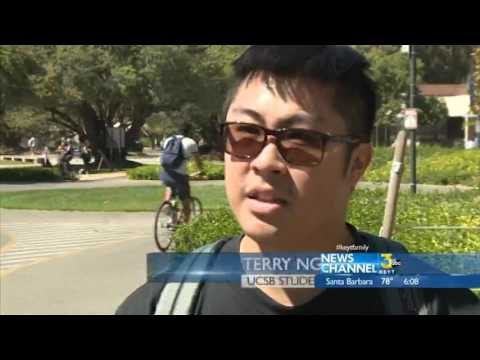 UC Santa Barbara students talk classes and jobs