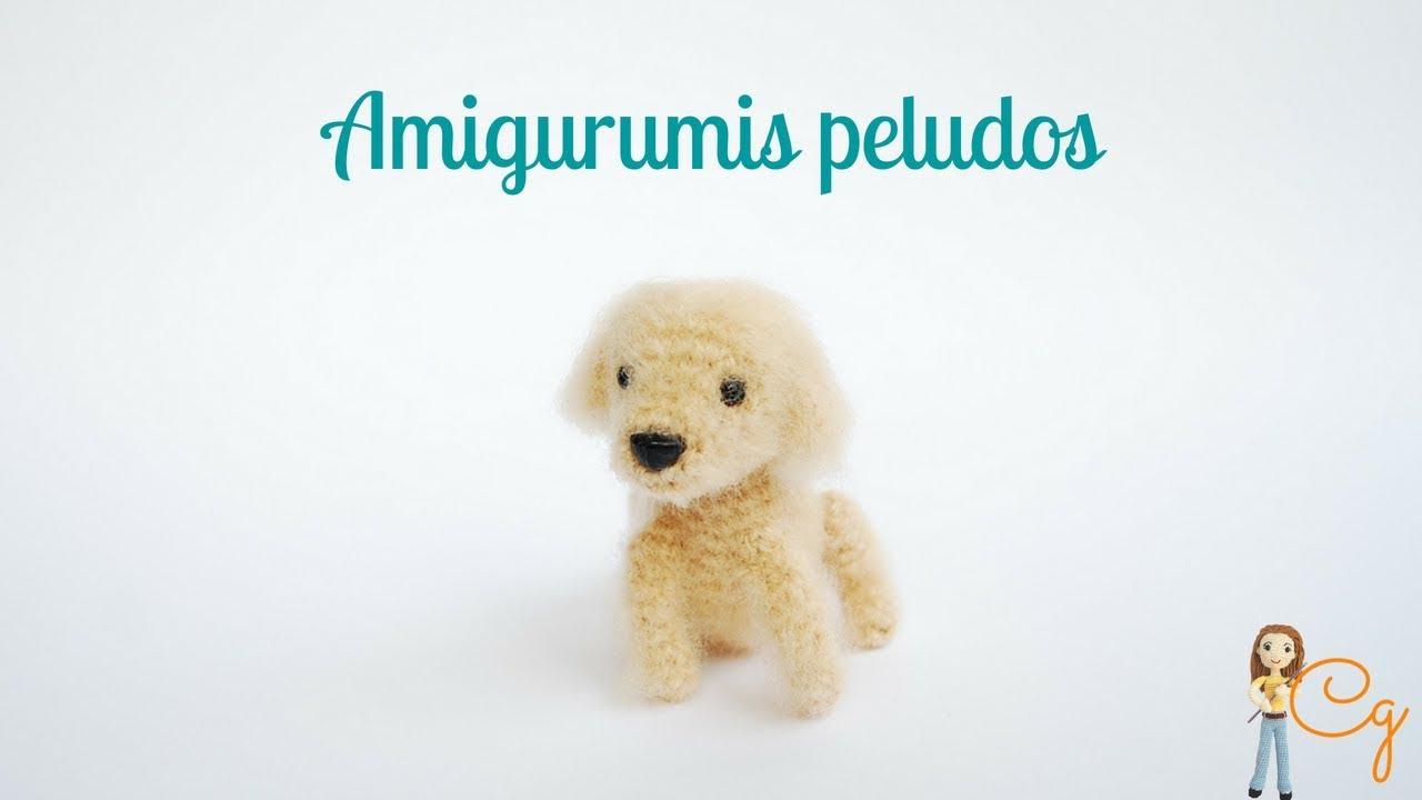 Amigurumis peludos: haz pelaje a animales y monstruos de ganchillo ...