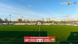 """""""Спартак-2"""" - """"Кубань"""". 0:0"""