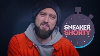 Zafer Kurus von den Beathoavenz im Sneaker Shorty