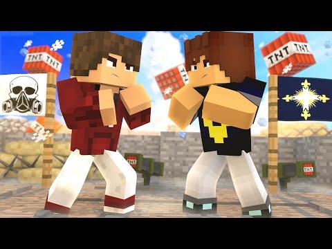 Minecraft: GUERRA DE FACÇÕES! (Factions Ice) #15