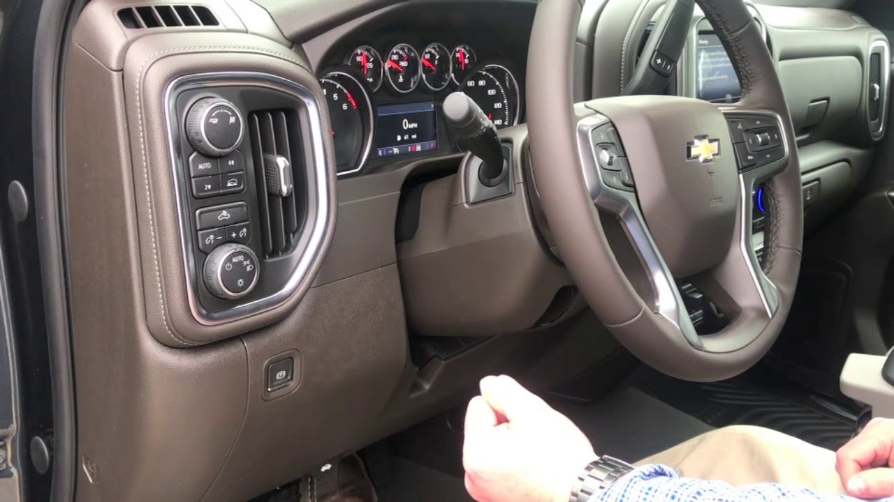Download How Do I Use the Electric Parking Brake on the All-New 2019 Chevrolet Silverado?
