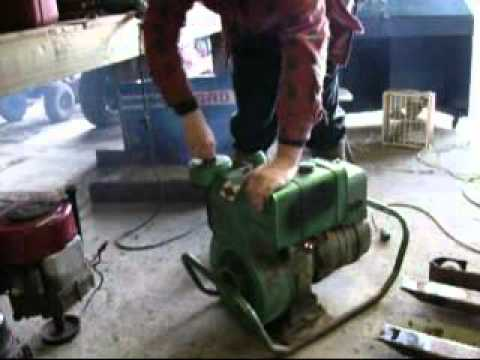 1970 Briggs & Stratton 3500 Watt Generator  YouTube