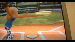 R7H n BKUA Lets Compete Wii Sports (baseball)