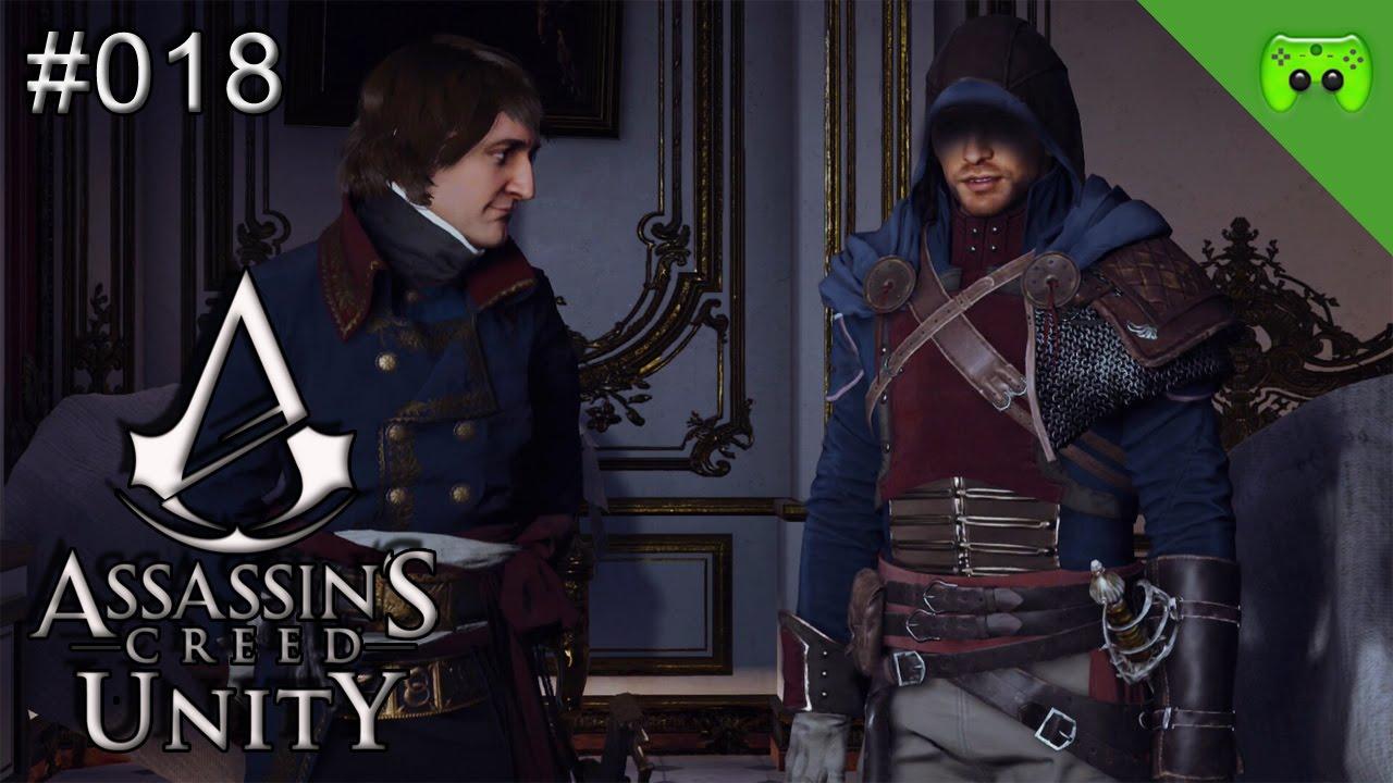 Assassins Creed Unity 018 Napoleon Bonaparte Let S Play Ac