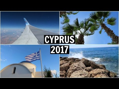 HOLIDAY TO PAPHOS, CYPRUS 2017
