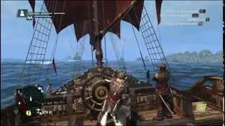 Assassin 4 как правильно брать корабль на абордаж