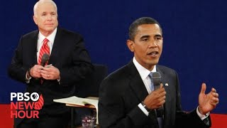 McCain vs. Obama: The second 2008 presidential debate