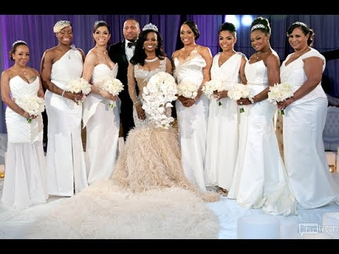 "Real Housewives Of Atlanta Kandi's Wedding Season 1 Episode 4 ""Dis Engaged"" 