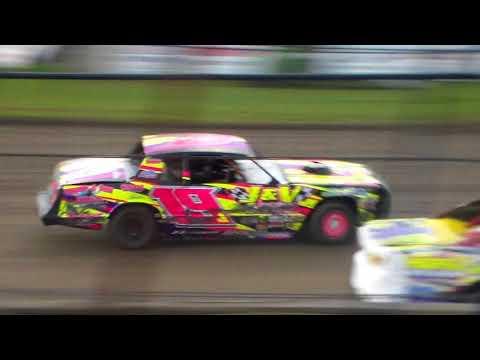 Stock Car Heat 1 @ Marshalltown Speedway 09/16/17
