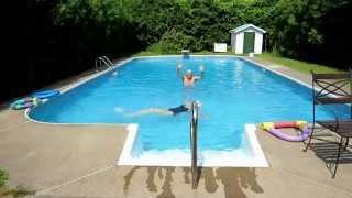 Nous sommes en vacances, 1er jour de l'été 2012!