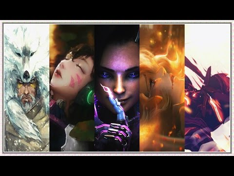 Top 10 Overwatch Animated Wallpaper [Dynamic Wallpaper]