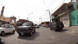 La Aldea, Silao Guanajuato. Ruta en bicicleta