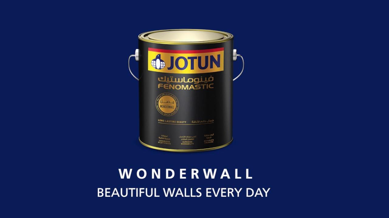 Jotun Fenomastic Range of interior paints