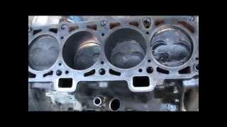Доработанные поршни после работы в двигателе(, 2014-04-08T18:12:27.000Z)