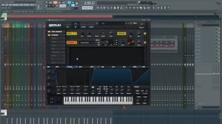 DnB Tutorial in FL Studio 12 | Drum and Bass