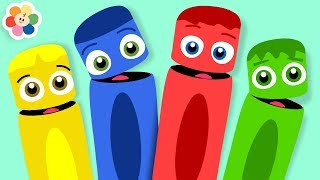 Learn Colors for Kids   25 Min Color Crew Compilation   Educational Videos for Toddlers   BabyFirst