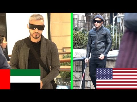 DUBAI vs NEW YORK | Blind Honesty Test Experiment