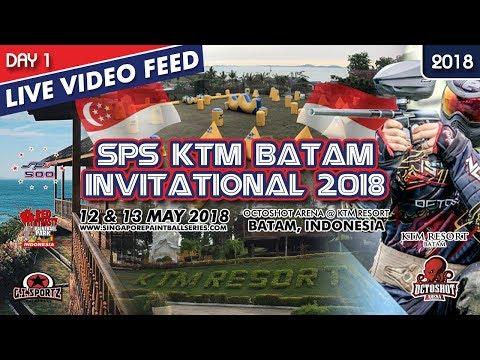 SPS KTM Batam Invitational 2018 - Day 1