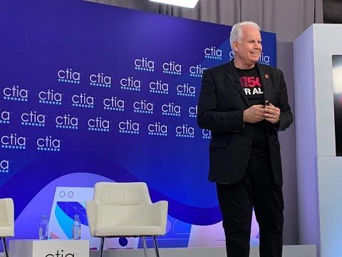 T-Mobile's Neville Ray @ CTIA 5G Summit