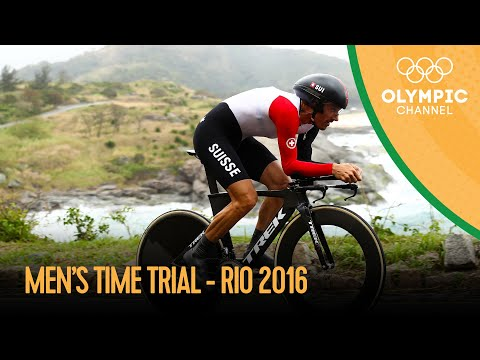 Cycling Road - Men's Time Trial   Rio 2016 Replay