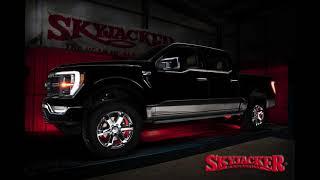 Skyjacker Lifts A Ford F150 Lariat
