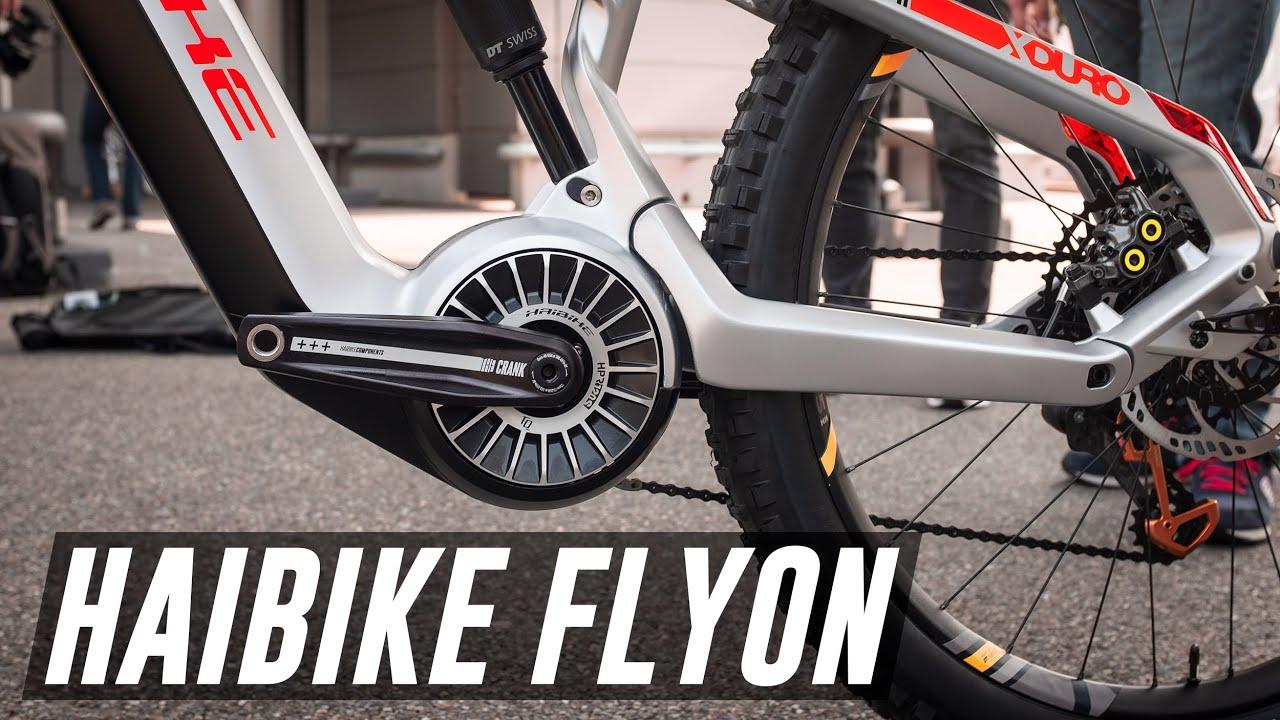 incredible 2019 haibike flyon and tq motor eurobike 2018. Black Bedroom Furniture Sets. Home Design Ideas